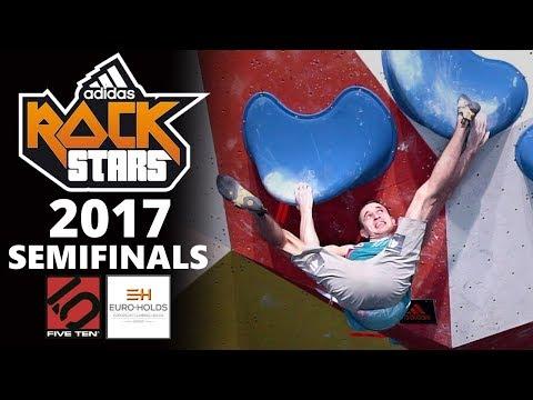 Semifinals | Adidas Rockstars 2017