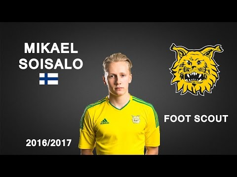 MIKAEL SOISALO | FC Ilves | Goals, Skills, Assists | 2016/2017 (HD)