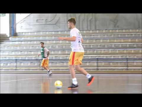 Treino do Blumenau Futsal 030518
