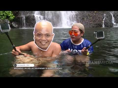 BROWNIS JALAN - JALAN - Air Terjun Jagir Seger Banget! (21/9/19) Part 3