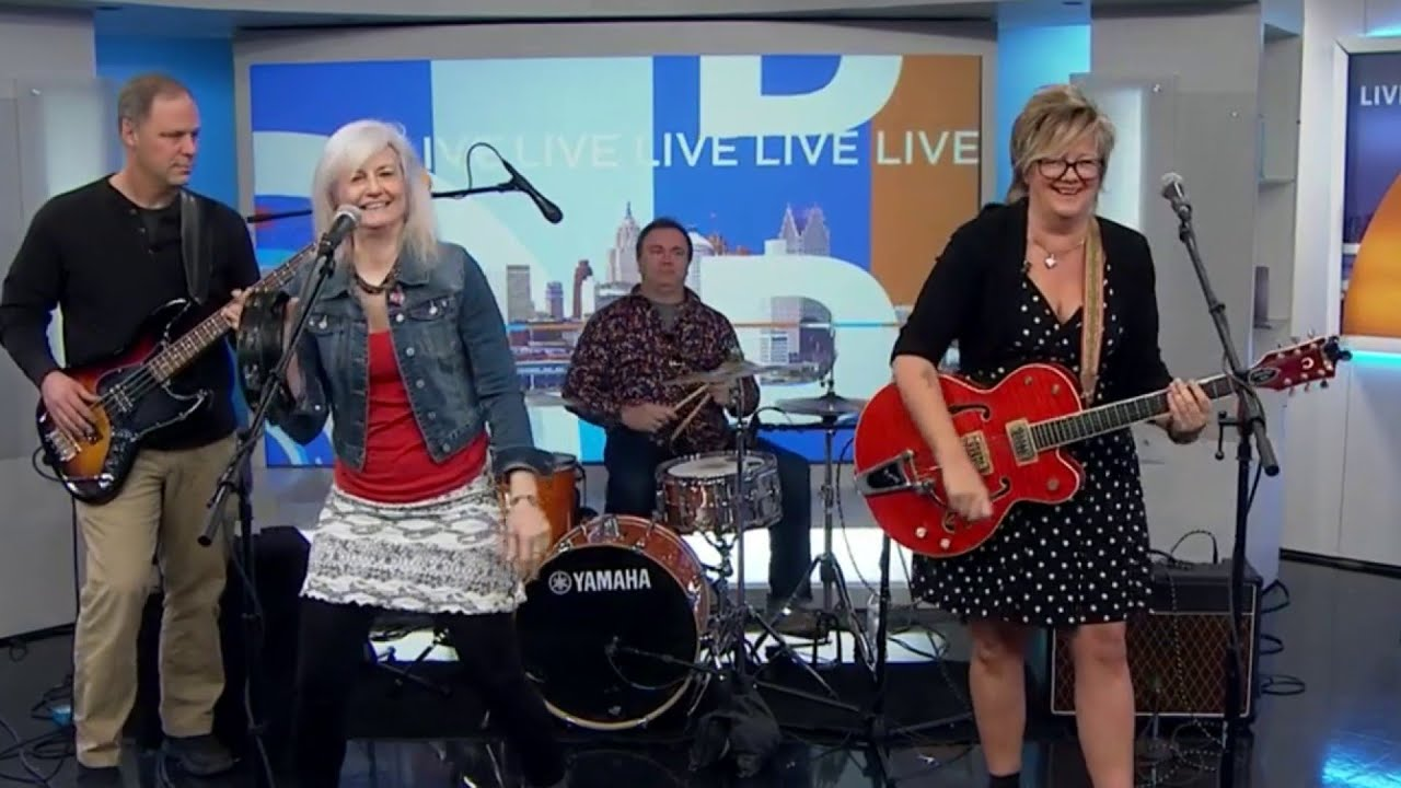 Artwork representing Miss Paula and The Candy Bandits perform for Music Monday on Live in the D