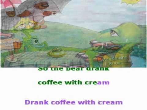 The Iguana And The Lazy Bear - Karaoke