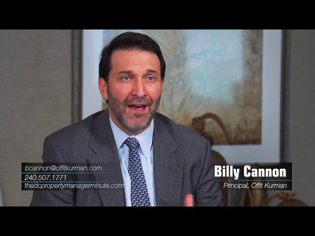 D.C. Property Management Minute: Dealing With Small Claims Courts