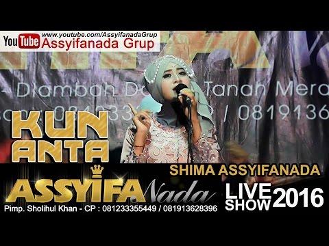Kun Anta - Shima Assyifanada Live Klampis Bangkalan Madura
