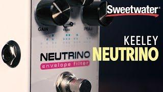 Keeley Neutrino V2 Envelope Filter Pedal Demo