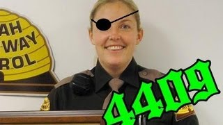 4409 -- Utah Trooper (BUSTED) making false DUI arrests..