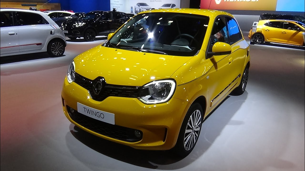 2020 Renault Twingo Intens Sce 75 Exterior And Interior Auto