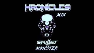 Skillet - Monster (Kronicles Dubstep Mix)  Free download!!!