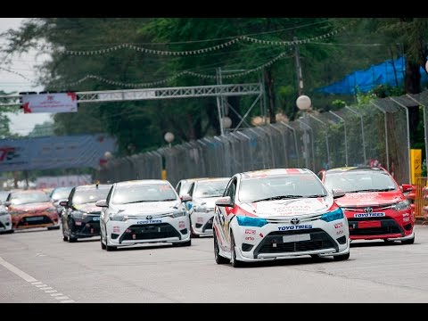 Toyota Motorsport 2016 : Fast Fun Fest Race Party _ Race1 Phuket