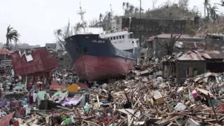 TACLOBAN before & after typhoon yolanda