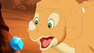 The Land Before Time | The Canyon of Shiny Stones | Full Episode | Kids Cartoon | Videos For Kids