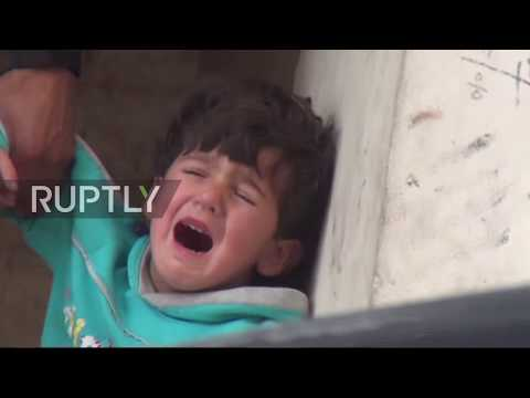Syria: Turkish-led forces capture Kurdish stronghold of Afrin - officials
