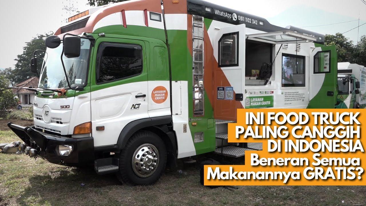 Memang Top Ketemu Di Jalan Siap Siap Terkejut Ini Food Truck Makanan Gratis Terbesar Cara Hebat Di 2021 Rabab Minangkabau