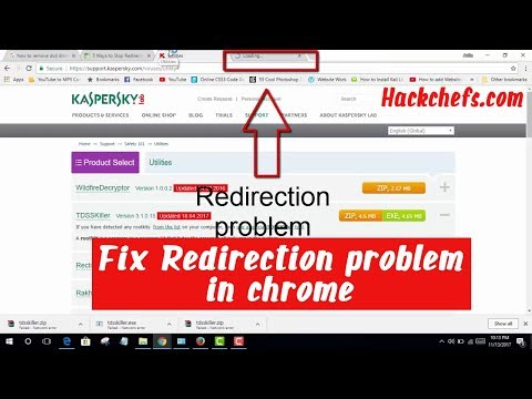 Remove Redirect Virus From Chrome 2017 ( Stop Opening Of Unwanted New Tab)