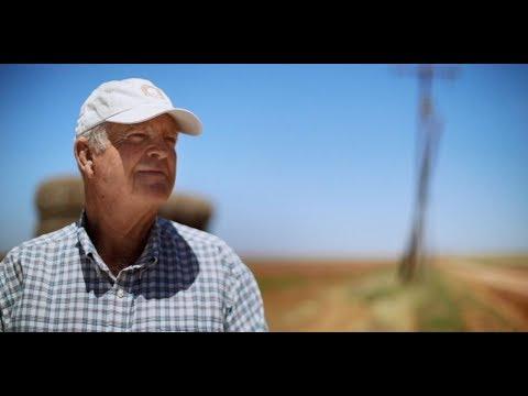 AG-Cares Research Farm Dr. Carmichael – Water Conservation   COTTON USA