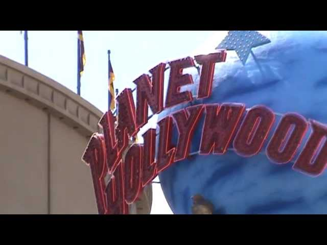 Las Vegas Hotel The Mirage Casino Nevada Luxus Shoppingcenter Luxushotel Planet Hollywood