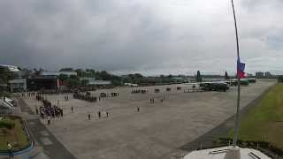 Philippine Air Force Tribute to Fallen Heroes