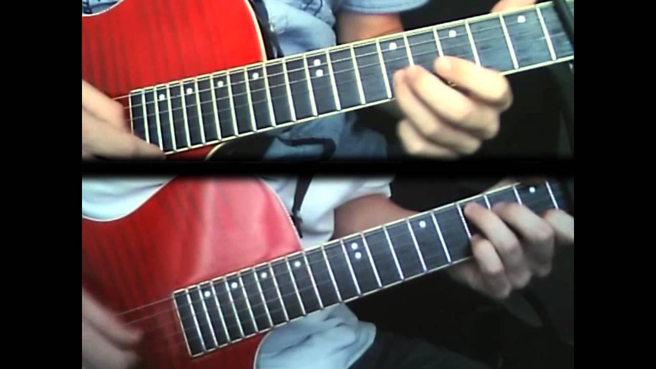 Langebro - Kim Larsen (Guitar cover)