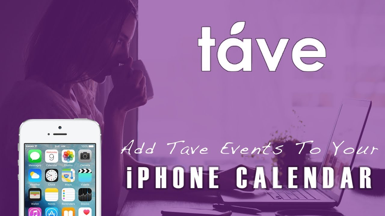how to add shared calendar to iphone