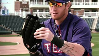 Wilson Baseball: Josh Hamilton Talks About His Game Glove
