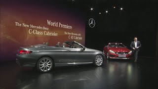 Mercedes-Benz Media Night - Geneva Motor Show 2016
