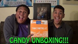 bcg unboxing tokyotreat japanese candy