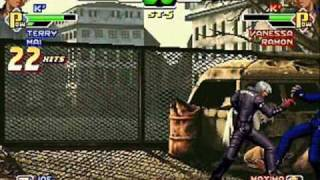 The King of Fighters 2000 - TAS