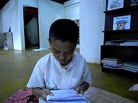 My Poet Society , Writing Class for Kids @ Pengosekan Library, Ubud, Bali
