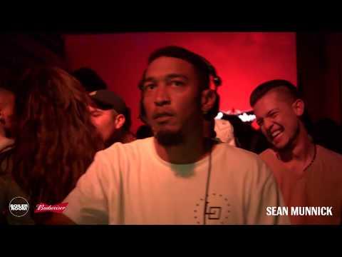 Sean Munnick Boiler Room x Budweiser Cape Town DJ Set