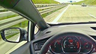 видео KIA Ceed GT (КИА Сид ДжиТи) спорт версия