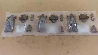 T-16 | T-16 ta'mirlash kit savat Kit savat