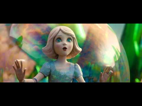 Oz The Great and Powerful - Preview Clip - Bubble Travel- Official Disney | HD