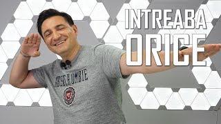 LIVE - ÎNTREABĂ ORICE