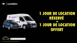 Offre Carrefour Location Black Friday 2017
