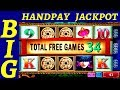 High Limit - China Mystery Slot Machine ✪HANDPAY JACKPOT✪ | Live High Limit Slot Machine JACKPOT WON