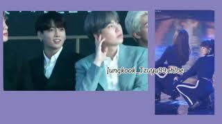 190428 TMA - Jungkook react to Tzuyu [FULL]🤘