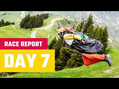 Race Report: Day 7 - Red Bull X-Alps 2019