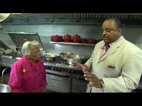 Cooking Gumbo: Roland Martin Chops It Up With Dooky Chase's Chef Leah Chase