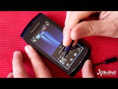 Sony Ericsson Vivaz, análisis Xataka.mp4