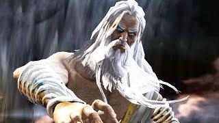 God of War 2: Zeus Boss Fight (4K 60fps)