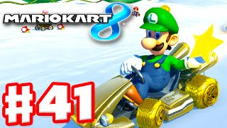 Mario Kart 8 - Gameplay Part 41 - Full Tournament (Nintendo Wii U Walkthrough)