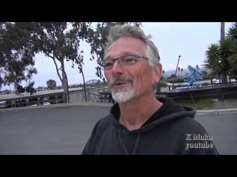 California Napa Earthquake Witness story 5 at the boat wharf