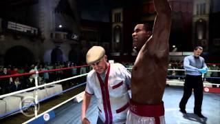 Fight Night Champion - champ mode HD video game trailer - PS3 X360