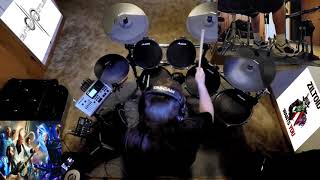 Devin Townsend Project-Universe In A Ball (Drum Cover)