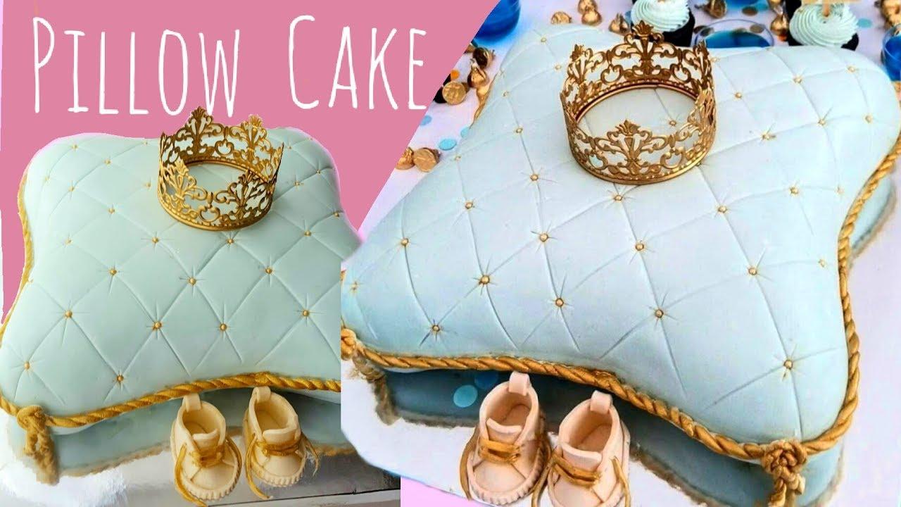 Royal Plush Pillow Cake Marisha S Couture Cakes Youtube