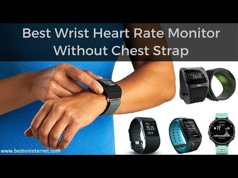 Best Wrist Heart Rate Monitor Without Chest Strap 2019