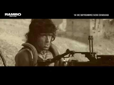 Rambo: Até o Fim   HOJE somente nos cinemas   Teaser Oficial Legendado