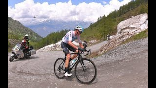 Froome is now into Legend | Venaria Reale - Bardonecchia | Giro d'Italia 2018 | Stage 19