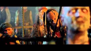 Pirates of the Caribbean: On Stranger Tides - Captain Jack's Back