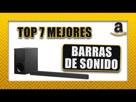 🔊 Top 7 ► BARRAS De SONIDO   Amazon 2020 📺